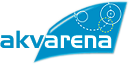 logo akvarena